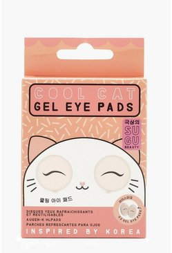 Womens Orange SUGU Cooling Eye Pads