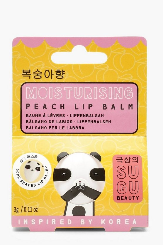 SUGU Peach Lip Balm