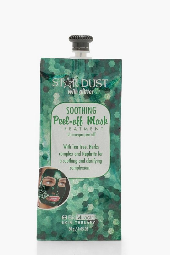 Masque Peel-Off apaisant à paillettes