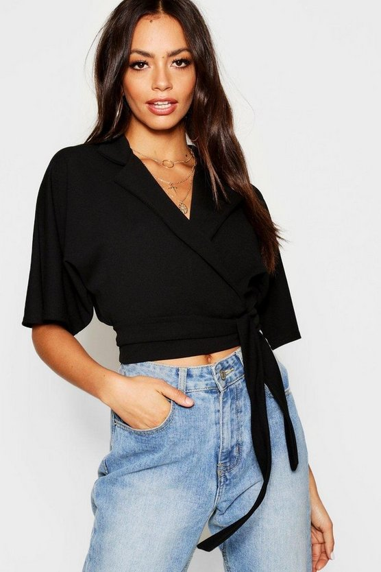 Utility Wrap Front Top