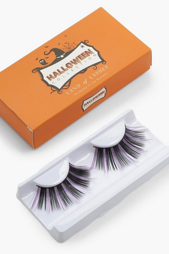 Land Of Lashes Halloween Ebony