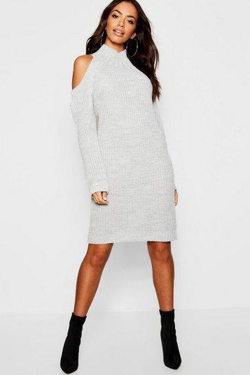 ccf8bd4f18d16 Jumper Dresses | Womens Knitted Dresses | boohoo UK