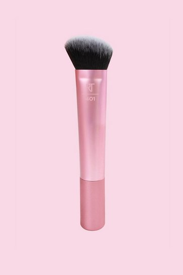 Pink Real Techniques Sculpting Brush