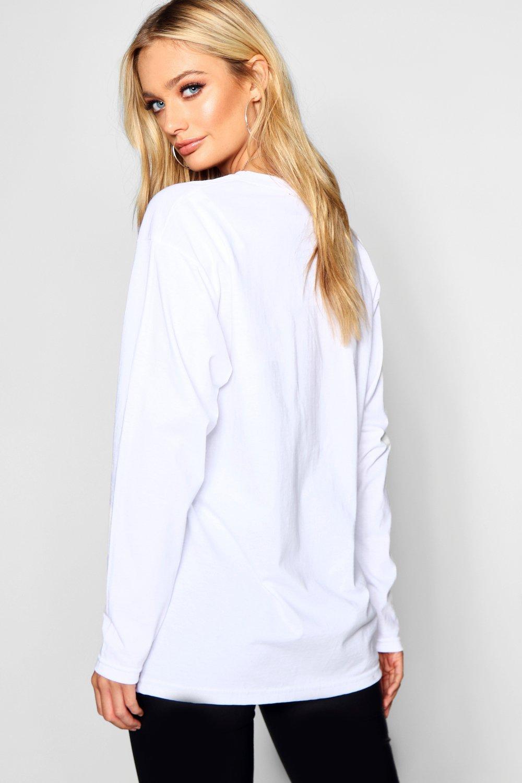 Sleeve T Printed Shirt Printed Long T Long T Printed Long Long Sleeve Sleeve Sleeve Printed Shirt Shirt T zngnRWB
