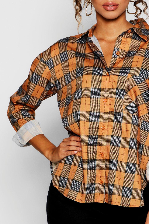 Check Check Shirt Shirt Oversized Oversized Oversized Check Shirt qIEawWfpWU