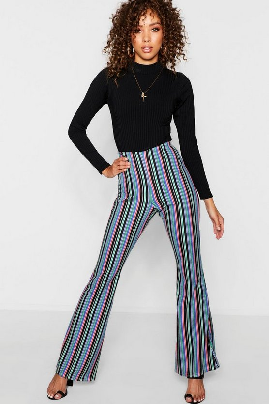 Multi Stripe Flares