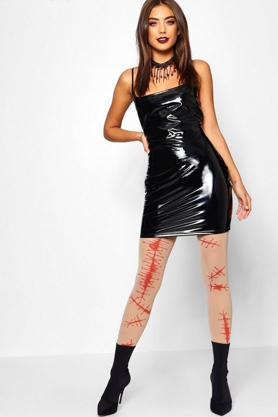 Halloween Blood Tights