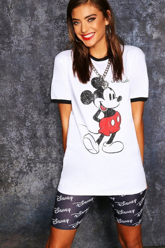 Disney Mickey Original Ringer Tee