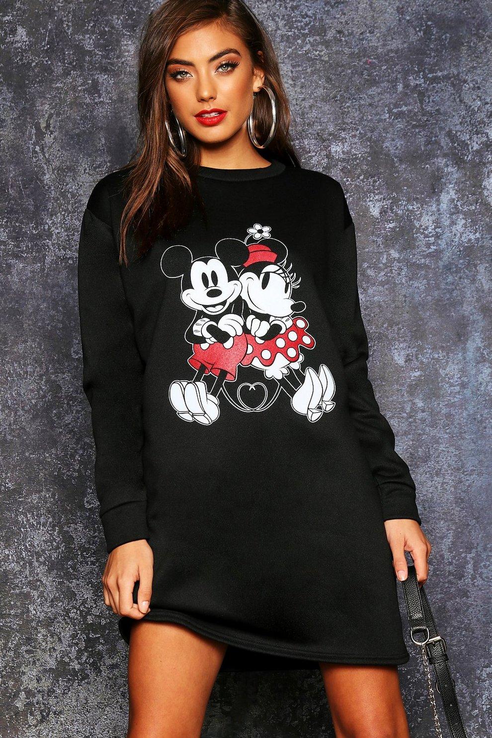 26da57b131b Disney Mickey   Minnie Sweater Dress