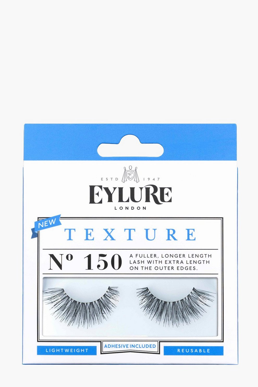 54d1057f26f Eylure Texture False Lashes - 150 | Boohoo