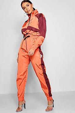 Side Stripe Shell Suit Jogger