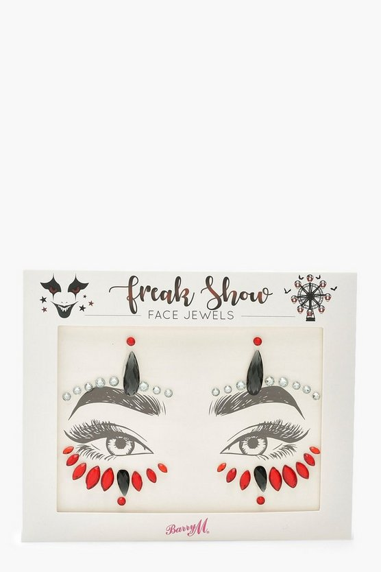 Barry M Halloween Face Gems - Freakshow