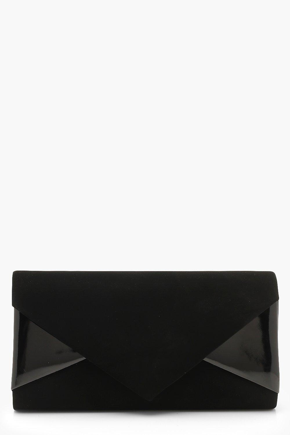 Mixed Panel Clutch With Chain
