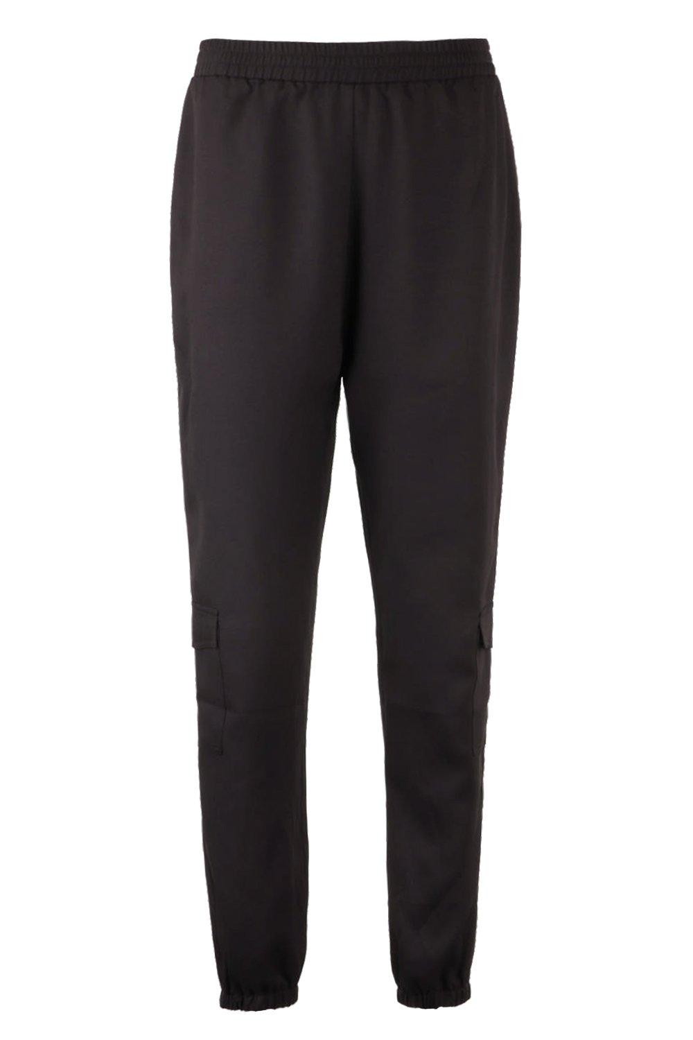 black Pocket Side Side Luxe Joggers Joggers Luxe Pocket Pocket black zq6f4R6