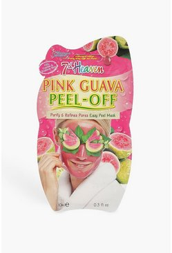 Womens Pink Guava Peel Off Face Mask