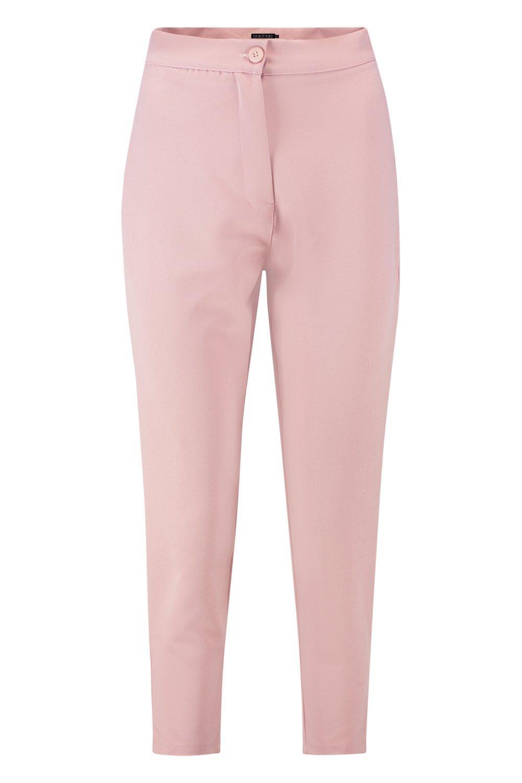 pálido pitillo Pantalones de pitillo Pantalones rosa de B4RqwzYB