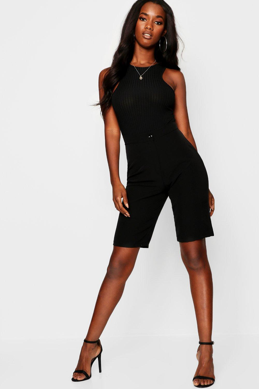 Utility Tailored City Short