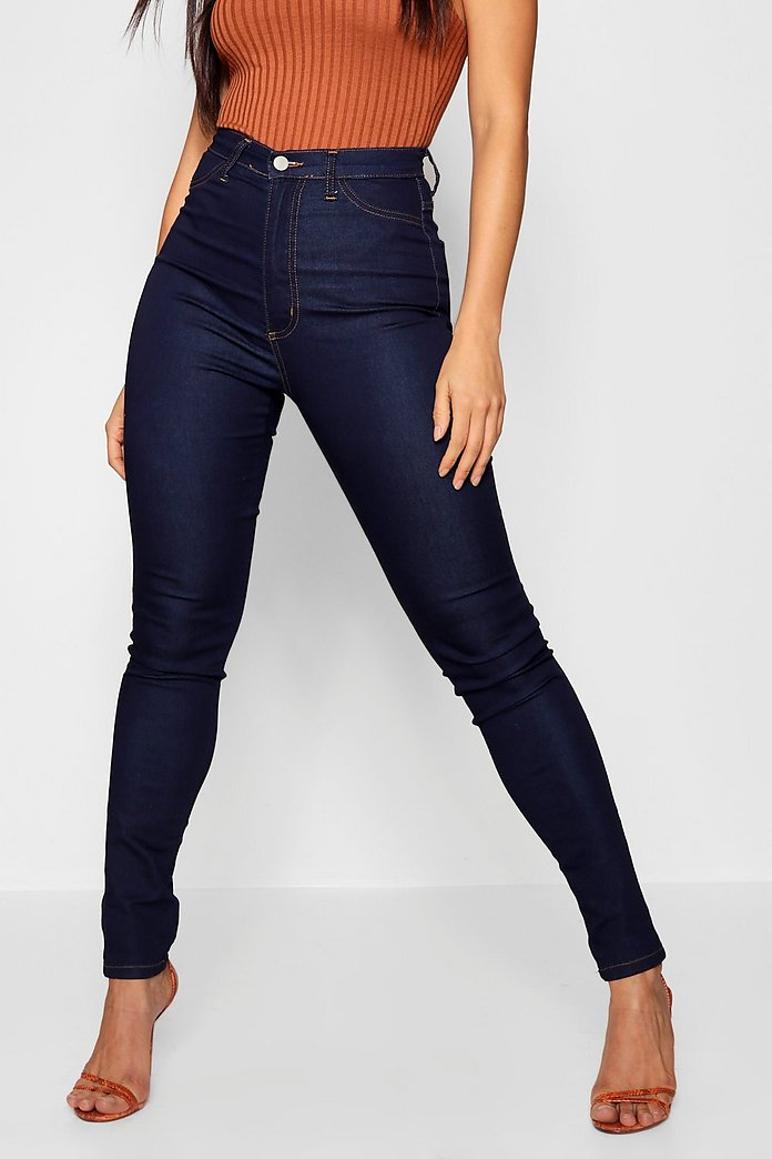 Womens A Premium Stretch Jeggings | Womens Jeans
