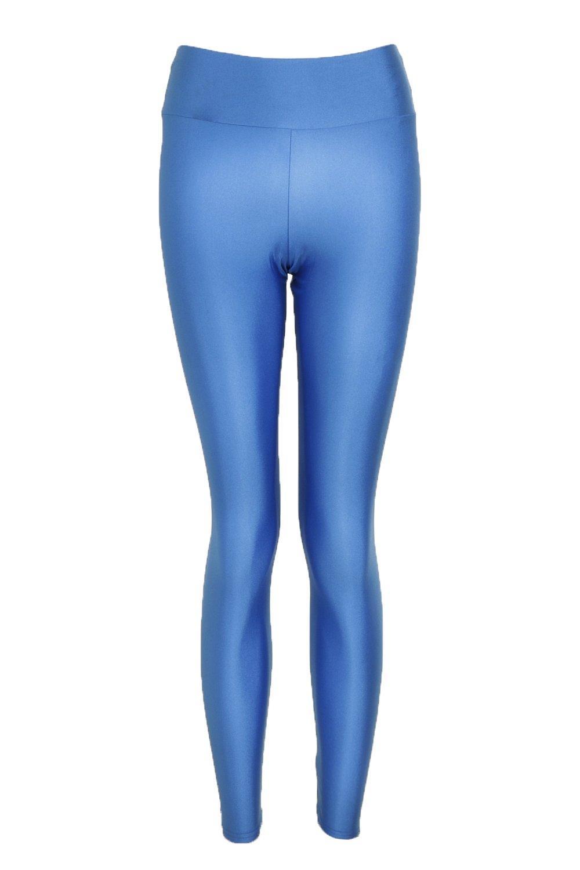 azul superelásticos disco superelásticos Leggings Leggings azul Leggings disco superelásticos d001Zr