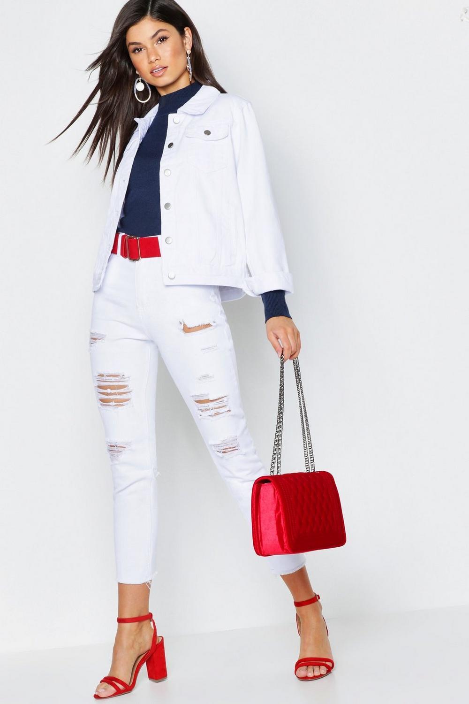 Jeans Jeans consumato effetto premaman premaman 5fBU8wq8x
