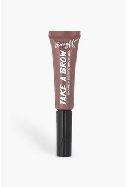 Womens Brown Barry M Take A Brow Gel