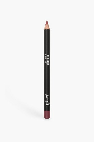 Womens Barry M Lip Liner Pencil Mulberry