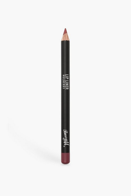 Womens Mulberry Barry M Lip Liner Pencil Mulberry