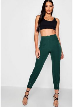 Womens Forest Woven Tailored Cargo Pant