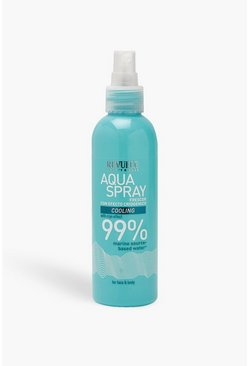 Womens Clear Revuele Aqua Cooling Spray