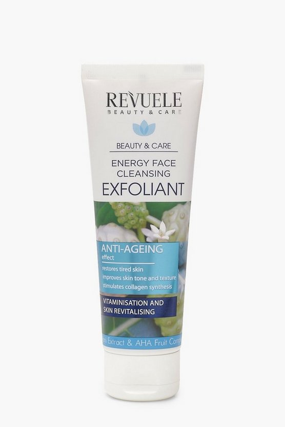 Womens Revuele Exfoliant Energy Face Cleansing Cream