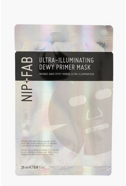 Womens Silver Nip + Fab Ultra Illuminate Face Primer Mask