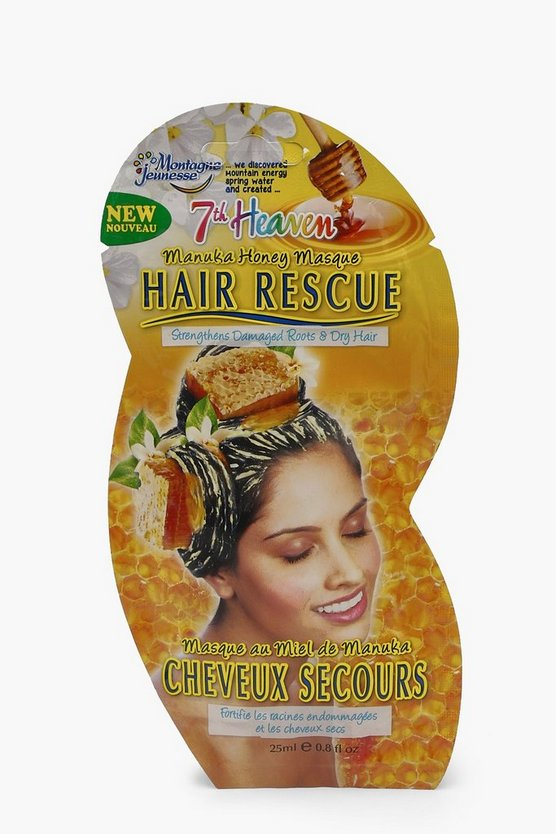 Manuka Honey Repair Hair Rescue Mask