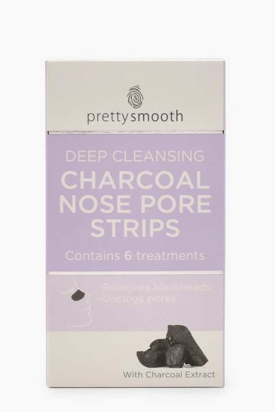 Cleansing Charcoal Nose Strips 6 Pck