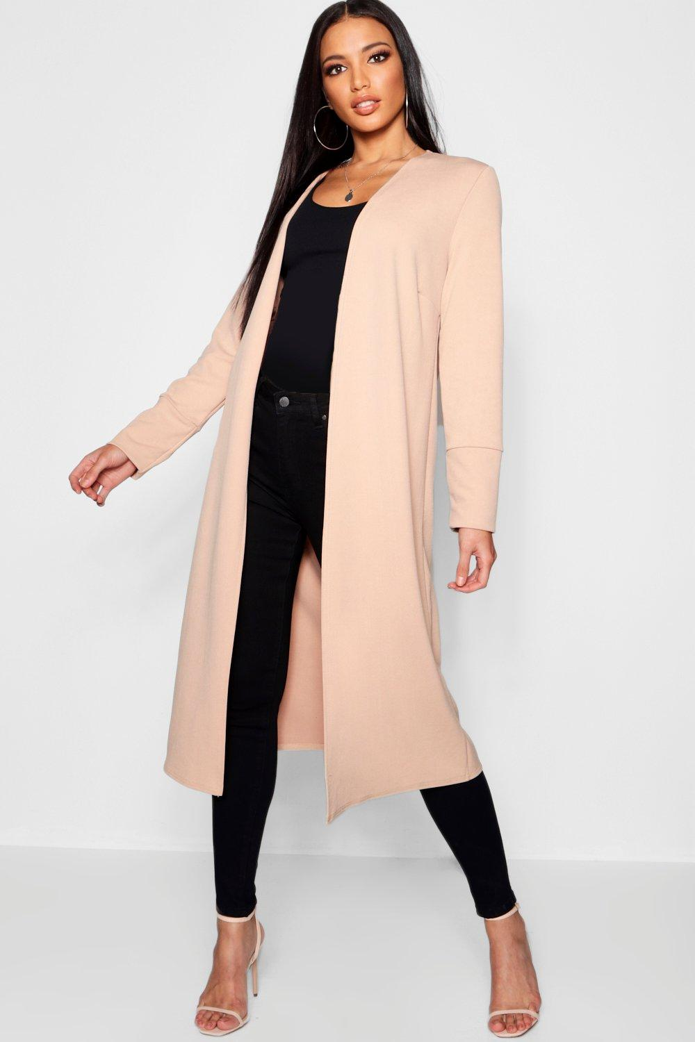 Longline Collarless Longline Detail Collarless Cuff Duster Cuff Detail Duster qXxw5F