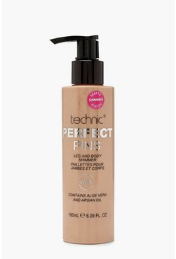 Womens Fair Technic Perfect Pins Leg & Body Shimmer