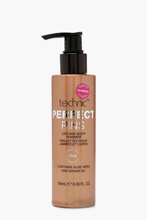 Technic Perfect Pins Leg & Body Shimmer