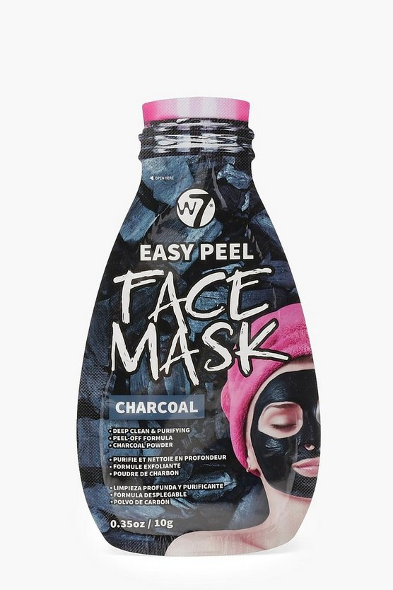 W7 Charcoal Peel Off Face Mask