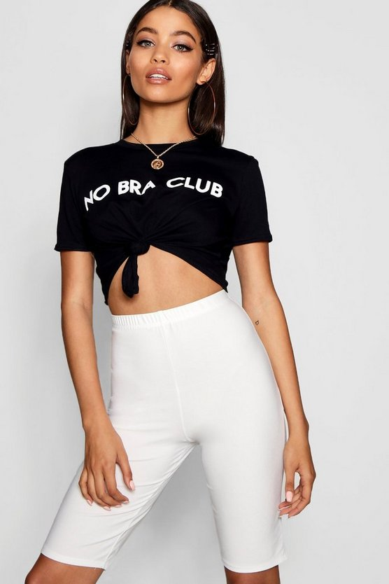 T-Shirt court No Bra Club