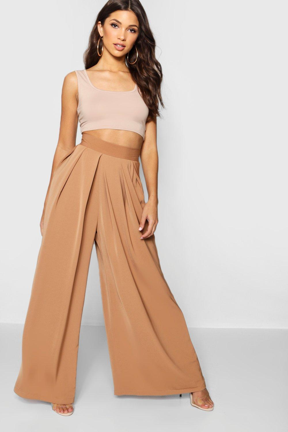 61a429dc9517e Wide Leg Palazzo Pants. Hover to zoom