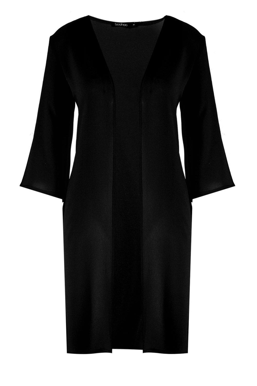 negro midi Kimono midi negro negro midi Kimono Kimono negro midi Kimono Kimono R5HwxqC