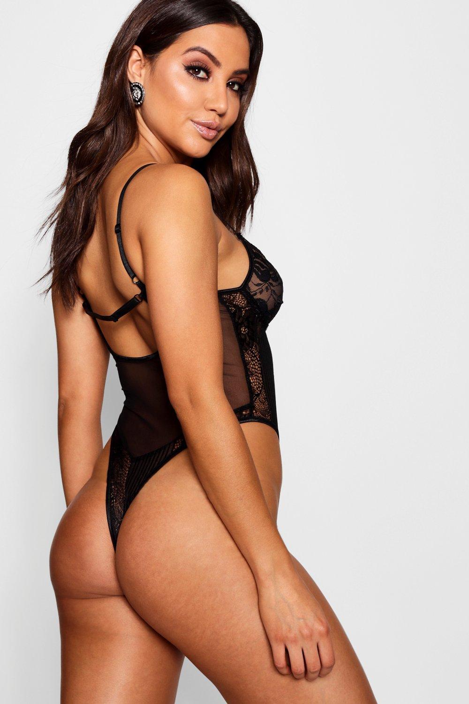 premium premium negro de de Body encaje de encaje premium de negro Body negro Body encaje Body ppqx6SaB