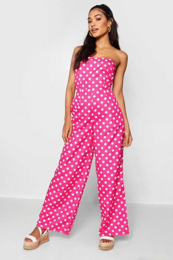 Bright Spot Wide Leg Jumpsuit