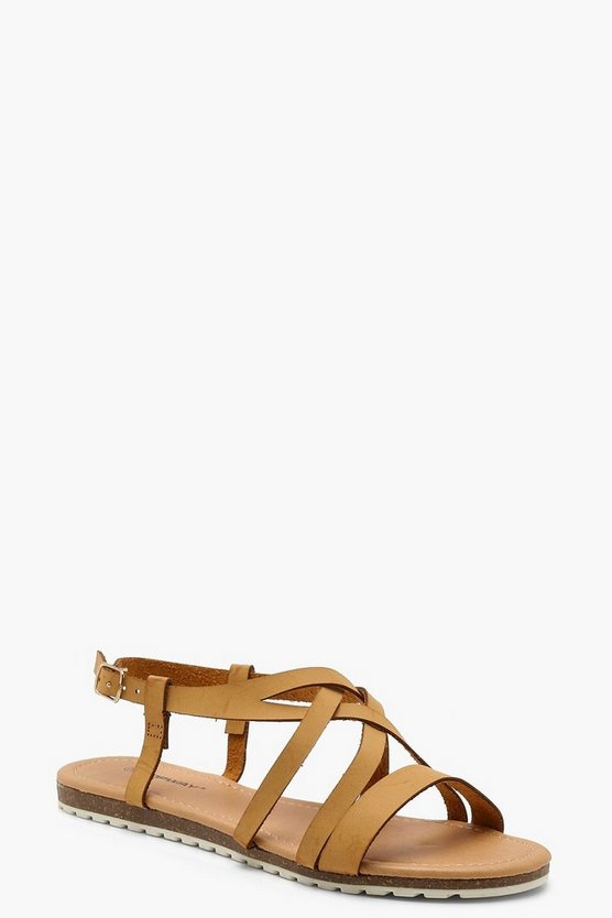 Cleated Gladiator Sandals