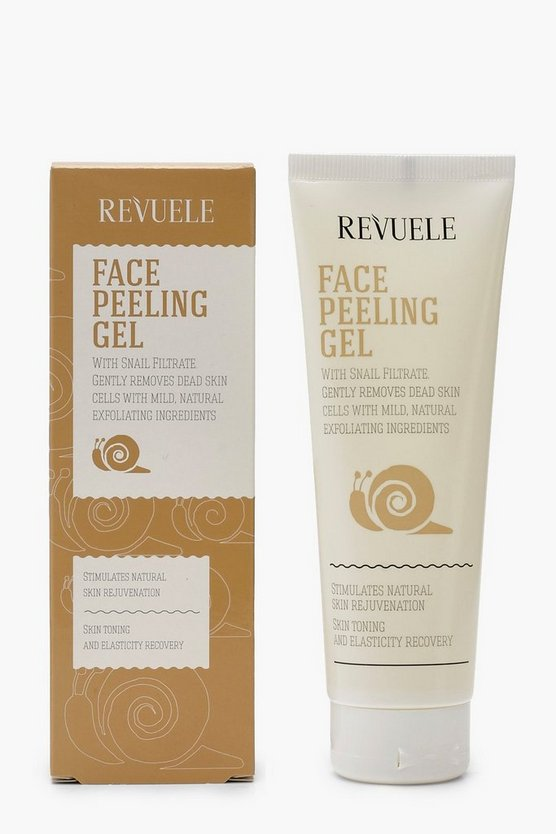 Snail Filtrate Face Peeling Gel Mask