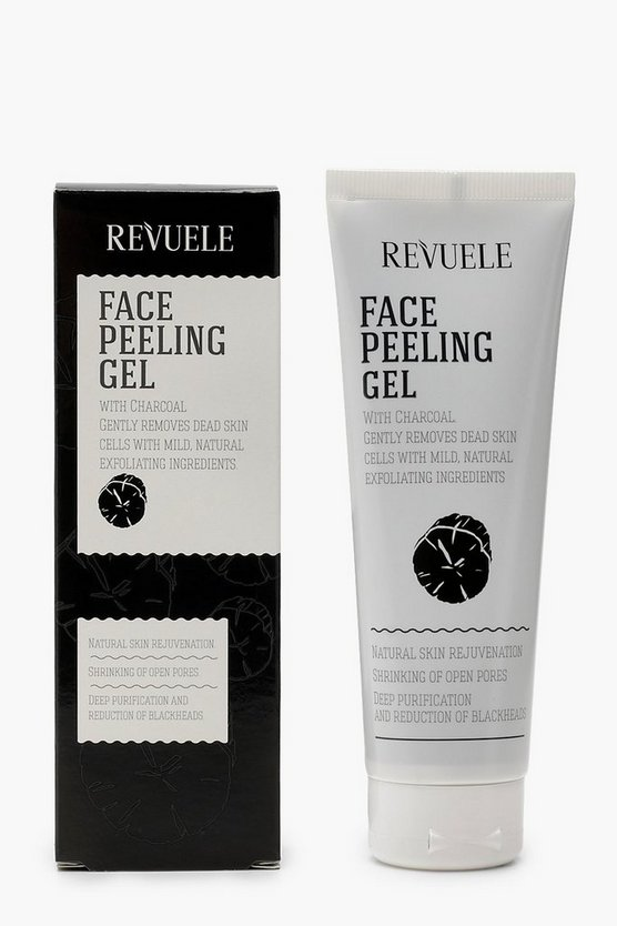 Charcoal Face Peeling Gel Mask