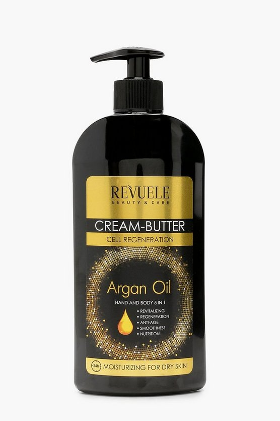 Argan Oil Body Cream Butter