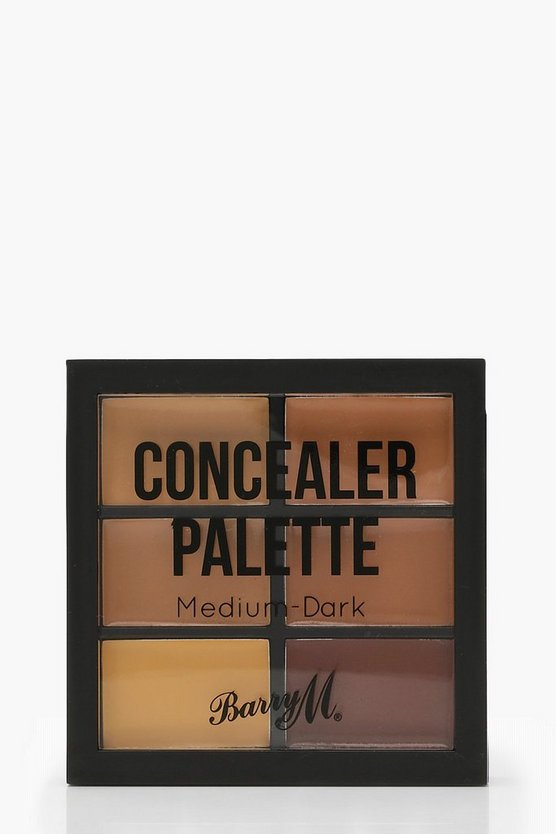 Barry M Concealer Palette - Medium/ Dark