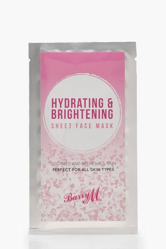 Barry M Hydrating & Brightening Face Mask