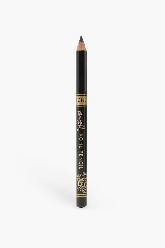 Womens Black Barry M Kohl Eyeliner Pencil