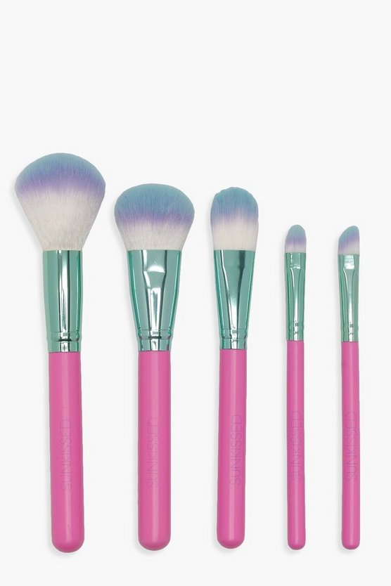 Sunkissed 5 Piece Blend Like A Pro Brush Set